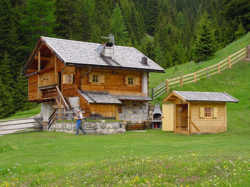 Chalet Villa Maria Canazei